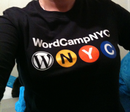 Конференция WordCamp в Нью-Йорке