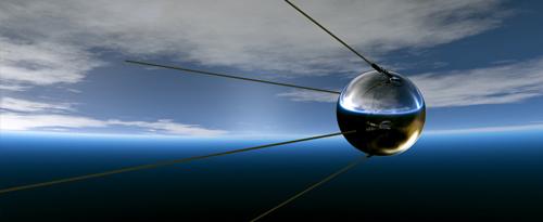 Первый искусственный спутник Земли - причина появления интернета