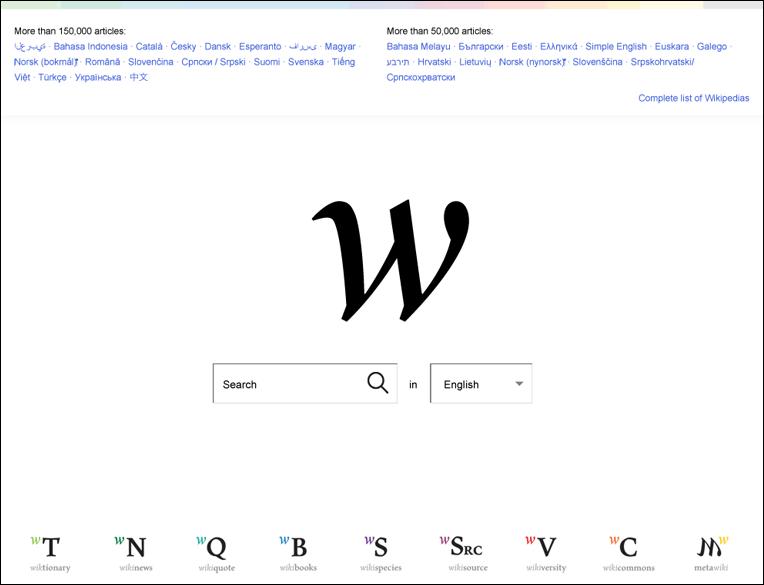 Выбор языков, если навести на правый верхний угол сайта