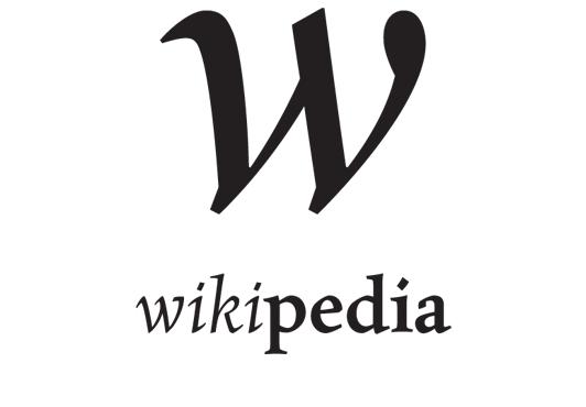 Новый логотип Википедии: курсив и нормал